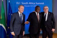 EU-South Africa summit, 15/11/2018