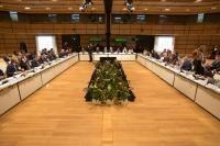 Visite des membres du collège CE en Autriche