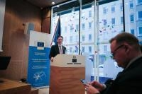Visit by Jyrki Katainen, Vice-President of the EC, to Finland
