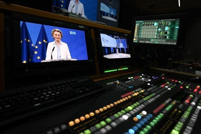 President von der Leyen at 2021 Munich Security COnference