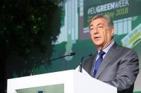 Participation of Karmenu Vella, Member of the EC, at the closing ceremony of the #EUGreenWeek 2018