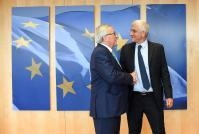 Visit of Hervé Morin, President of the Association of French Regions, to the EC