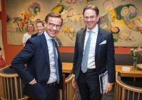 Visit by Jyrki Katainen, Vice-President of the EC, to Sweden