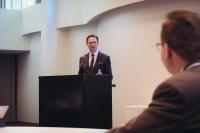 Visite de Jyrki Katainen, vice-président de la CE, en Finlande