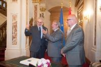Visit by Christos Stylianides, Member of the EC, to Luxemburg
