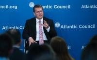 Visit of Maroš Šefčovič, Vice-President of the EC, to the USA