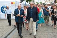 Participation of Christos Stylianides, Member of the EC, at Belgian National Day celebrations