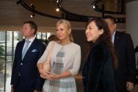 Visit of Elżbieta Bieńkowska, Member of the EC to China