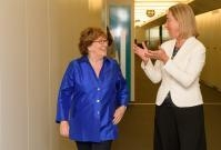 Visit of Louise Arbour, UN Special Representative for International Migration, to the EC