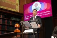 Participation of Jyrki Katainen, Vice-President of the EC, at the Asia-Europe Economic Forum (AEEF)
