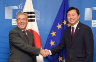 Visit of Kim Young-choon, South Korean Minister for Maritime Affairs and Fisheries, to the EC