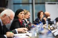 Participation of Vĕra Jourová, Member of the EC, at the EU–Israel High Level Seminar on combating racism, xenophobia and antisemitism
