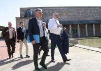 Visit of Phil Hogan, Member of the EC, to Australia