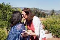 Visite de Cecilia Malmström, membre de la CE, en Afrique du Sud