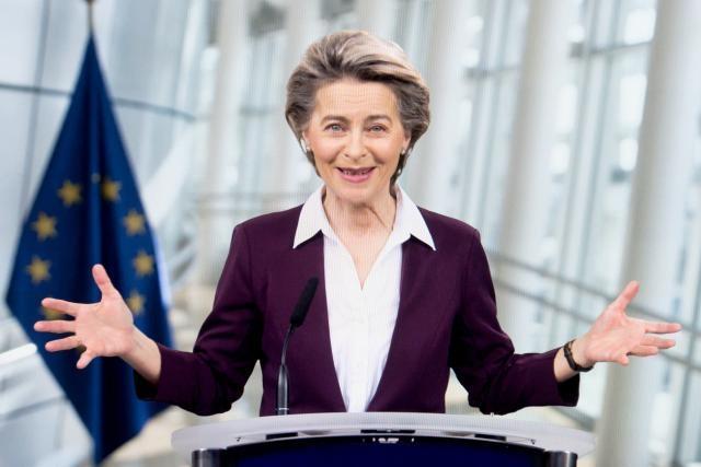 Participation of Ursula von der Leyen, President of the European Commission, at the Davos Agenda Week