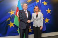Visit of Elmar Mammadyarov, Azerbaijani Minister for Foreign Affairs, to the EC