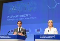 Déclaration de Jyrki Katainen, vice-président de la CE, et Elżbieta Bieńkowska, membre de la CE, sur le certificat complémentaire de protection pour les médicaments