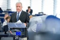 Participation of Dimitris Avramopoulos, Member of the EC, at the Plenary session of the EP