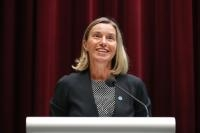 Visit by Federica Mogherini, Vice-President of the EC, to Singapore