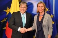 Visit of Carlos Holmes Trujillo Garcia, Colombian Minister for Foreign Affairs, to the EC