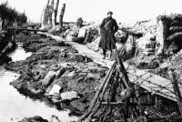Ypres, Belgium, during the 1st World War
