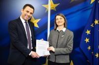 Notification officielle du changement de nom en République de Macédoine du Nord