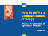 How to define a communication strategy