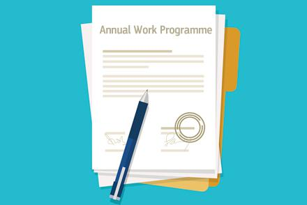 Annual Work Programme