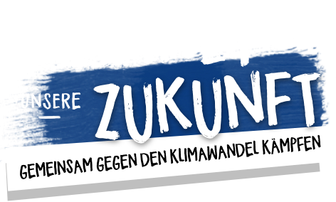 Our planet, future. Fighting climate change together