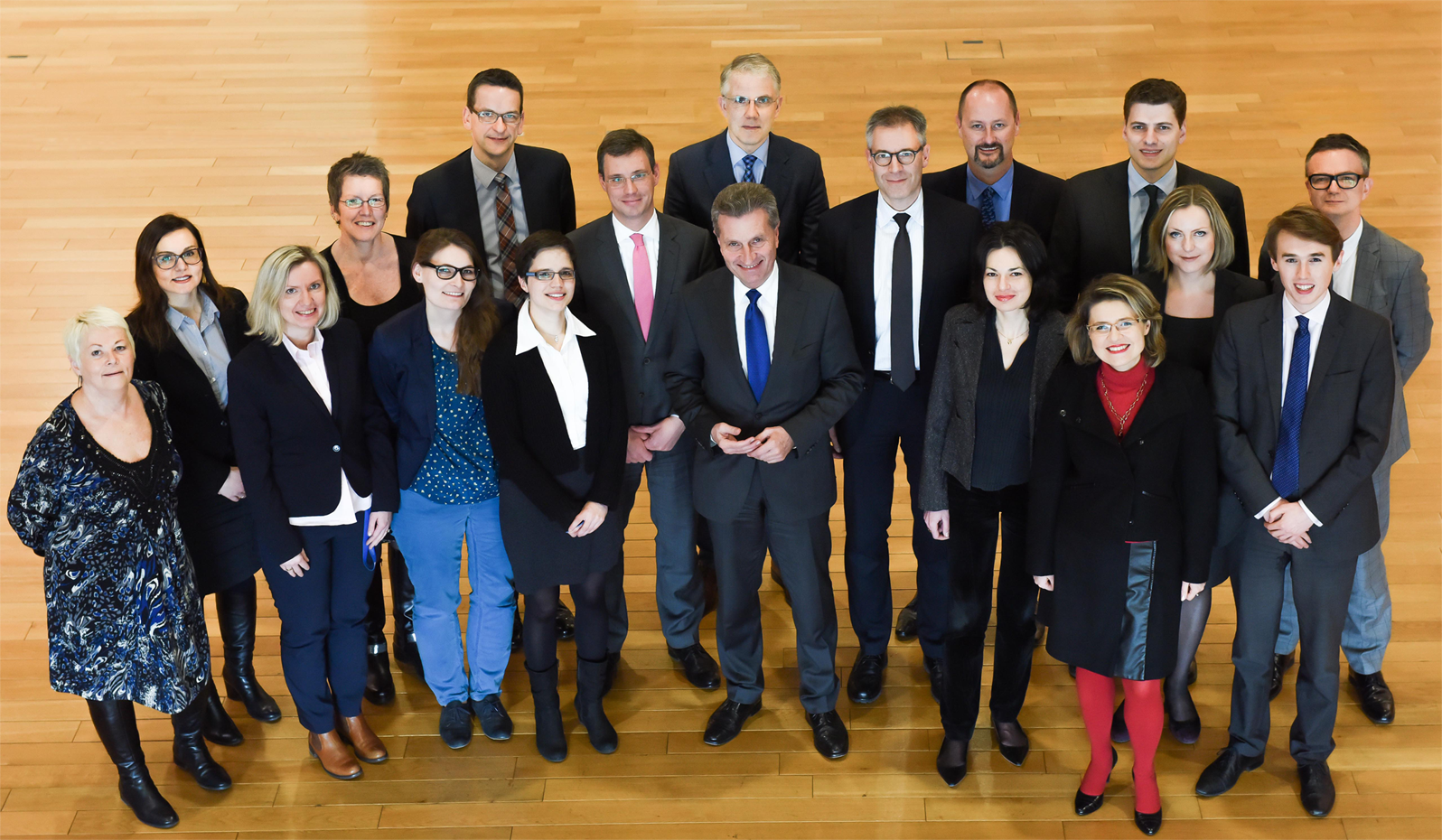 G nther oettinger 39 s team european commission - European personnel selection office epso ...