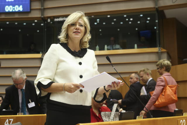 Corina Cretu Statement on the Peace Process in Northern Ireland