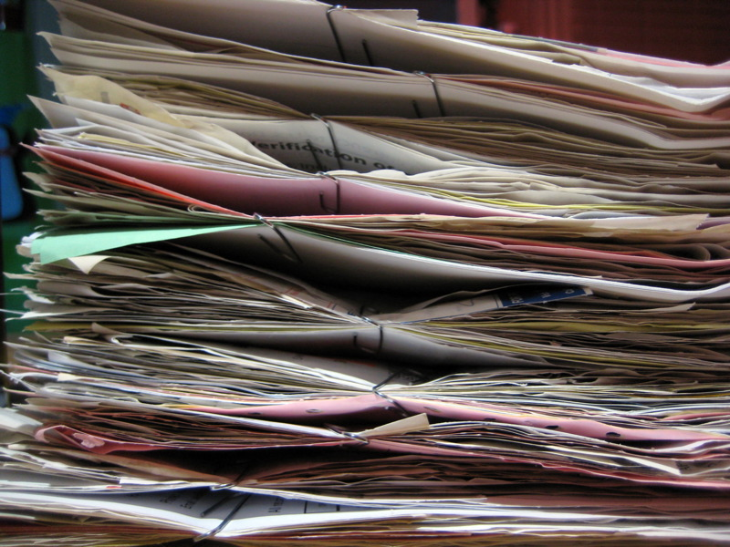 If we can get rid of unnecessary red tape and paperwork in areas where the EU and the US already have similar technical rules, we can save time and money. Photo: Luxomedia/Flickr (cc)