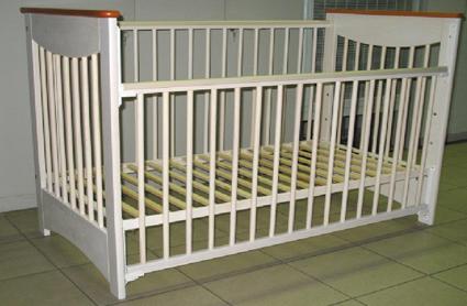 Europa Baby Crib Recall