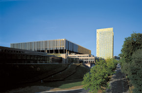 The European Court of Justice in Luxembourg © CJUE