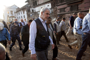 Nepal earthquake : EU increases its financial support
