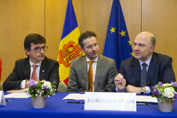 EU and Andorra sign new tax transparency agreement