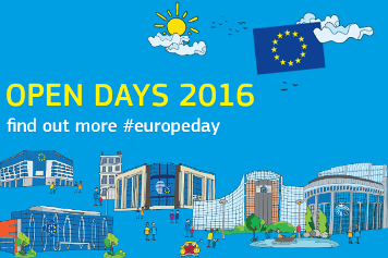 Open Day 2016 of the European Institutions