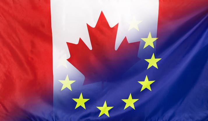 EU-Canada - @ European Union