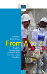 European Commission Humanitarian Aid - From A to Z (2013)