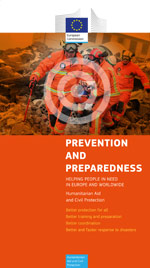 Prevention and preparedness