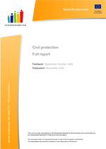 Special Eurobarometer Civil Protection