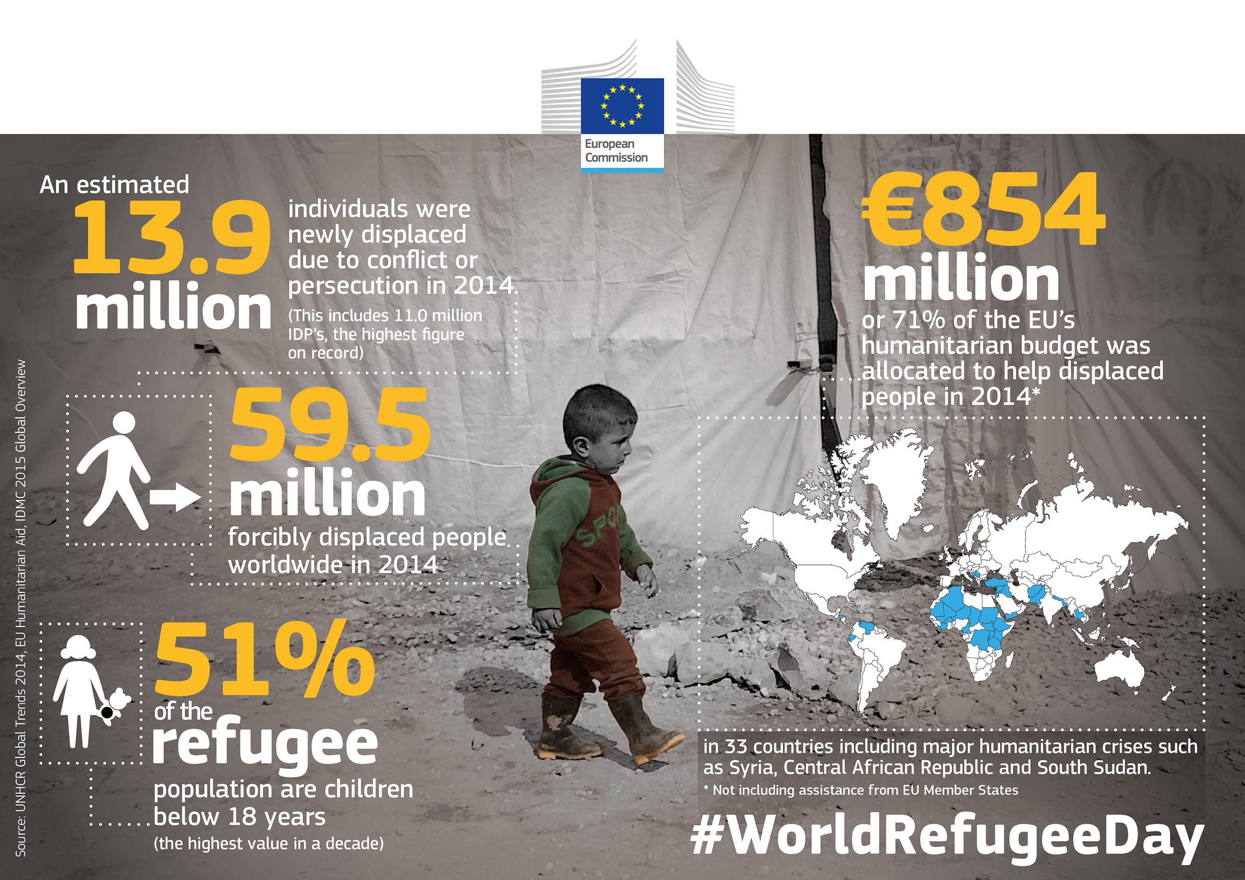 the problem of refugees worldwide Seven proposed solutions for the eu refugee crisis from welcoming more asylum seekers to buying an island for them, here are the top ideas being mooted for tackling the migrant crisis.