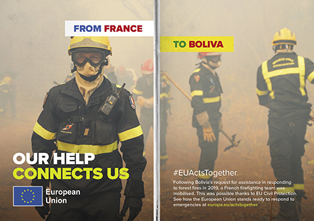 From France to Bolivia – Fires