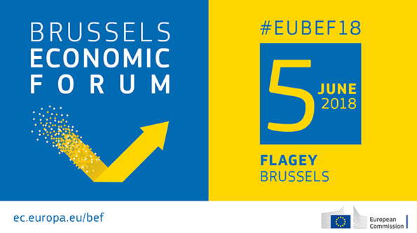Brussels Economic Forum 2018: Registration still open: don't miss out!