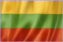 Lithuania flag © thinkstockphotos.co.uk