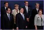 Special meeting of the European Council - Extract from the group photo © European Union
