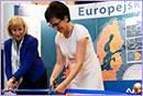 Travelling euro exhibition © European Union