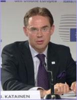 Jyrki Katainen, Vice-President of the European Commission © European Union, 2014