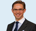 Jyrki Katainen, Vice-President of the European Commission responsible for Economic and Monetary Affairs and the Euro