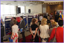 A view of the travelling Euro exhibition in Poland © European Union